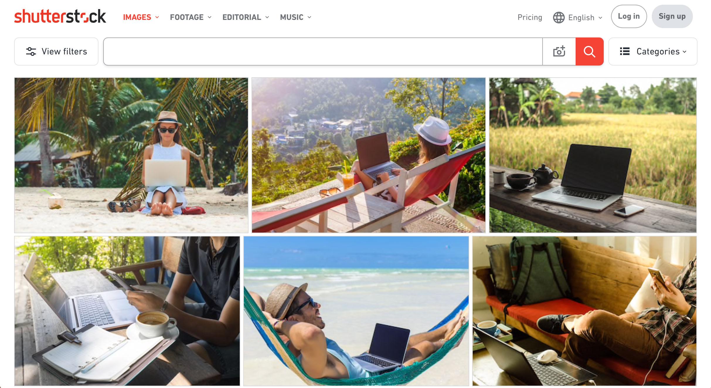 Shutterstock stock photo