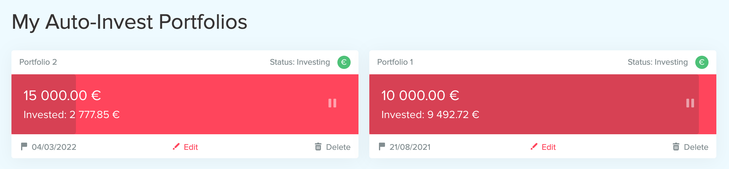 Swaper Review auto-invest